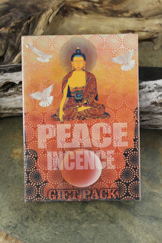Peace Incense Gift Box