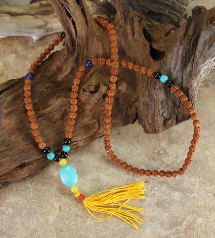 Rudraksha Enlightenment mala