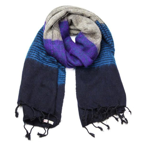 Cozy and Cool Himalayan Scarf