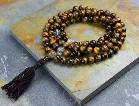 Mala Beads Default Fierce Open Heart Mala ml234