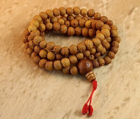 Mala Beads Default Traditional Raktu Seed Mala ml026