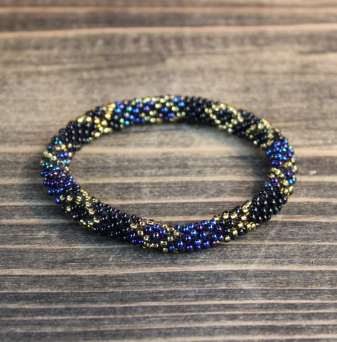 Earthquake Relief Bracelet-Rainbow