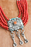 Realization of Inner Peace Tibetan Necklace