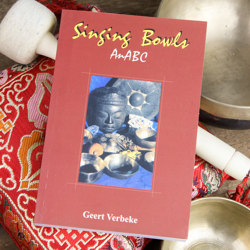 Singing Bowls An ABC Book