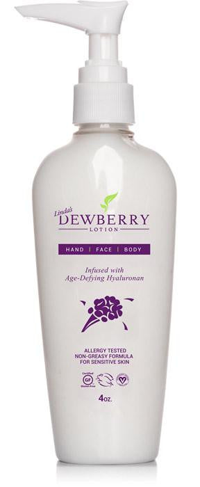 Linda's Dewberry Lotion