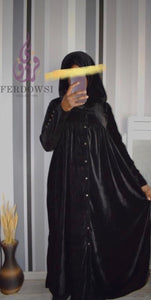 Robe Zuri Set- Black