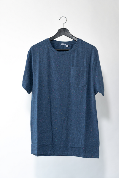 T-Shirt Hari Navy Dots