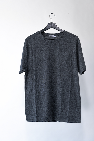 T-Shirt Hari Dark Grey Melange