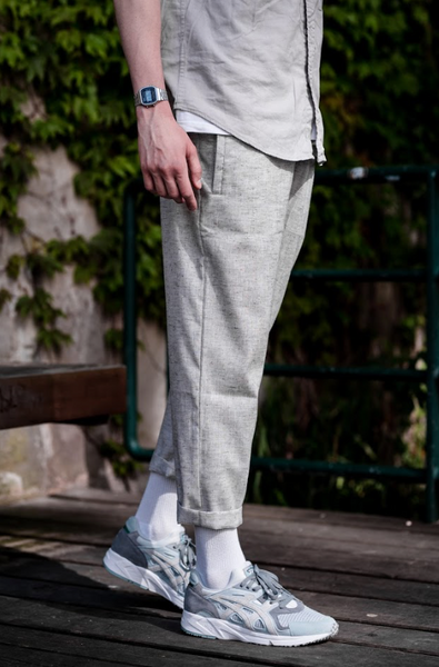 Cropped Pants Michael Off White