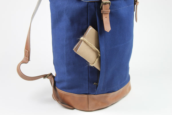 Arniko Backpack Hiking Navy