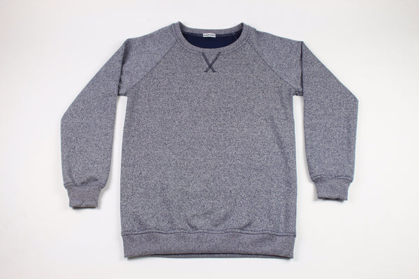Sweater Kamala Navy Melange