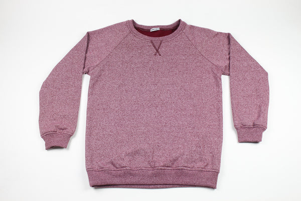 Sweater Kamala Red Melange