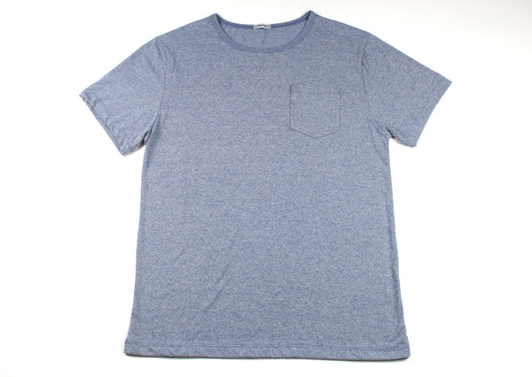 T-Shirt Madav Blue Melange
