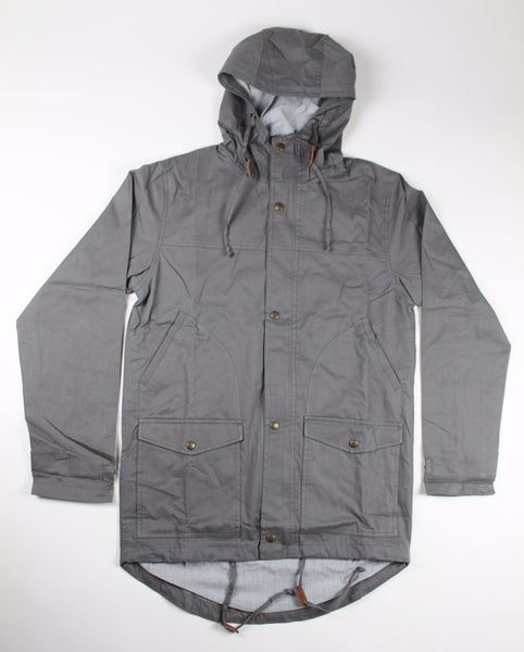 Jacket Bikash Grey