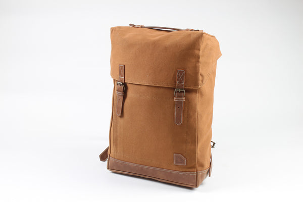 Arniko Backpack Light Brown