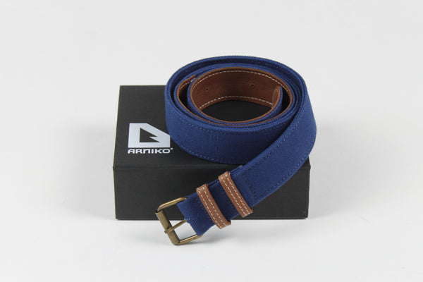 Belt Balhir Wide Navy