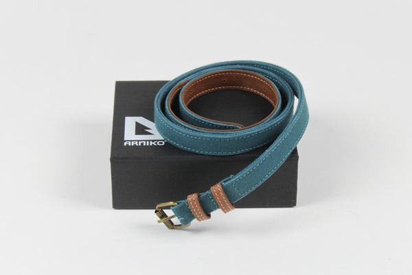 Belt Balhir Slim Green