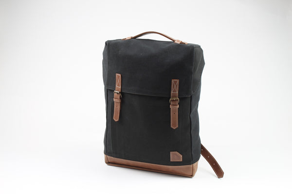 -Arniko Backpack Black-