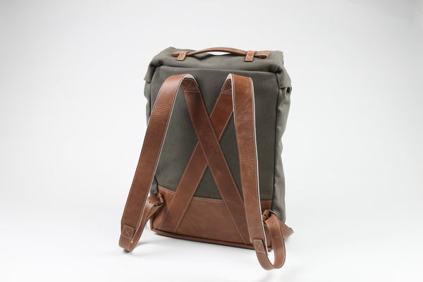 Arniko Backpack Brown