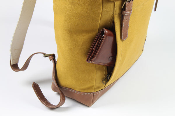 Arniko Backpack Yellow