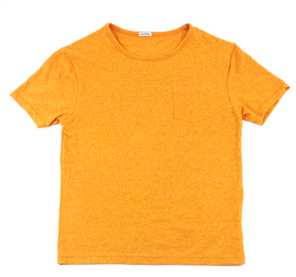 T-Shirt Hari Polo Orange