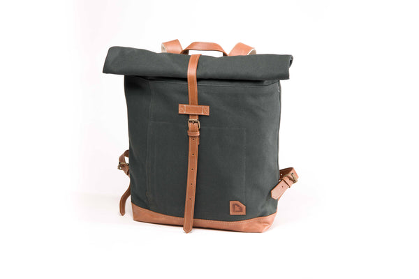 Arniko Backpack Roll-UP Green