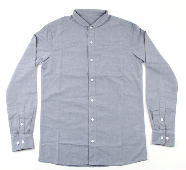 Shirt Saroj Light Blue