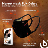 Naroo Mask FU+ Copper