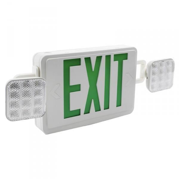 New Products - Emergency Lights and Exit Signs-LeanLight