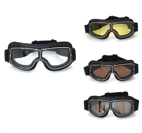 Classic Protective Motorcycle Goggles