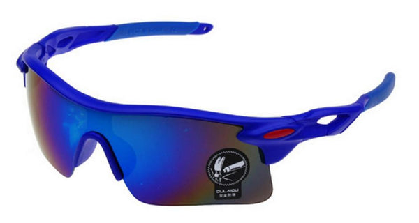 Sport Sunglasses for Cycling, Running & Boating