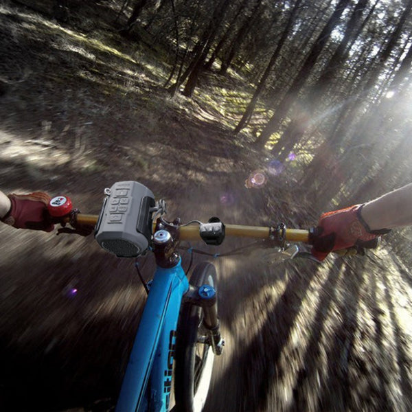 Bicycle Trail-Tested Bluetooth Speaker System