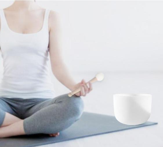 Chakra Crystal Singing Bowl