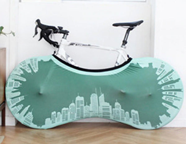 Protective Bicycle Wheel Dust Cover