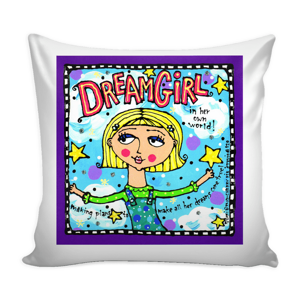 Girly Personality Pillow Cover