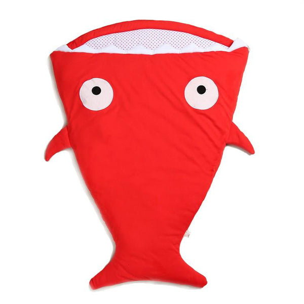 Cute & Comfy Shark Sleeping Bag for Toddlers