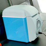 MWGears 12V Travel Car Cooler & Warmer - 7.5L Capacity