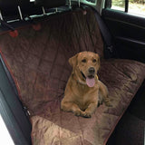 Pet Essentials Waterproof Dog or Pet Car Back Rear Seat Cover