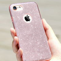 Glitter Charming Case for iPhone7 / iPhone 7 Plus