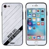 Muke series Case for iPhone7 / iPhone 7 Plus - White