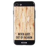 Muke Series Case for iPhone7 / iPhone 7 Plus - Wood Design