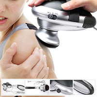 Active Authority 2-in-1 Electric Deep Tissue Massager with Heating