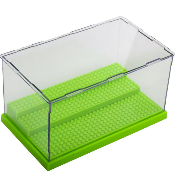 ... Wow It Is Cool Acrylic Display Case Box Show Case for Lego Minifigure  with 3 ... a77f332cd