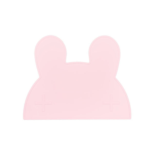 GrowRight Kid Safe Silicone Rabbit Table Mat  (2 Color Options)