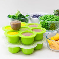 Instant Pot Accessories, Silicone Egg Bite Molds and Baby Food Storage