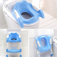 GrowRight Removable Potty Training Seat with Step Ladder