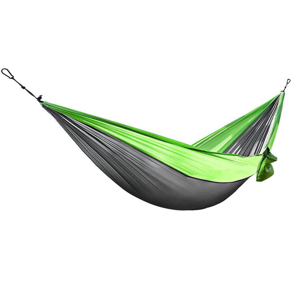 Active Authority Ultralight 201T Nylon Single Person Parachute Hammock in a Bag (4 Color Options)