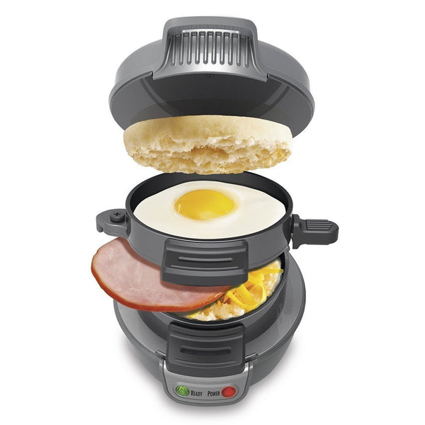 Cooking@Home Breakfast Electric Sandwich / Hamburger Maker