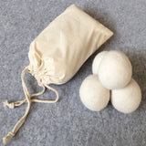 "Green Earth Wool Dryer Balls by Smart Sheep 6-Pack XL (3"")"