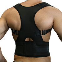 Active Authority Thoracic Back Brace Posture Corrector Support (3 Color Options)